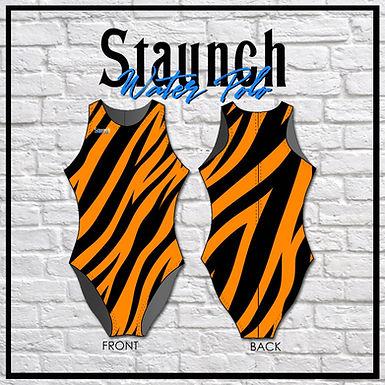 Staunch Tiger Stripes Ladies WP Suit