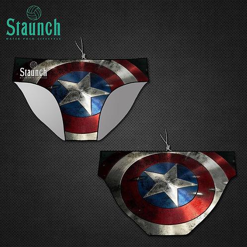 Men's Capt. America WP Suit