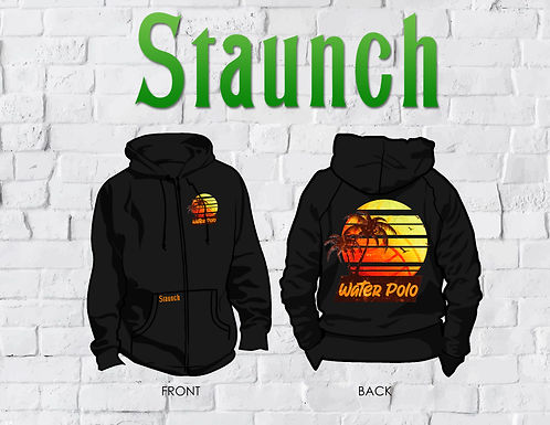 Staunch - Tropical Hoodie