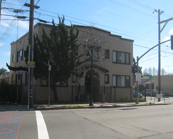 Fruitvale Oakland Multifamily