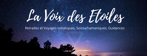 La Voix des Etoiles Julie Legeaye canal chamane féminin sacré