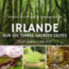 Voyage initiatique Irlande Voyage chamanique Terres sacrées celtes