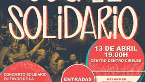 CONCIERTO SOLIDARIO para la ASOCIACIÓN MANOS DE AYUDA SOCIAL PATROCINADO POR LA COMUNIDAD DE MADRID