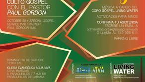 III GOSPEL SUNDAY EN AGUA VIVA