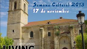 LIVING WATER EN LA SEMANA CULTURAL DE COBEÑA