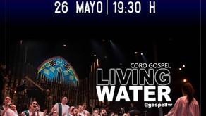 LIVING WATER LLEGA A SESEÑA