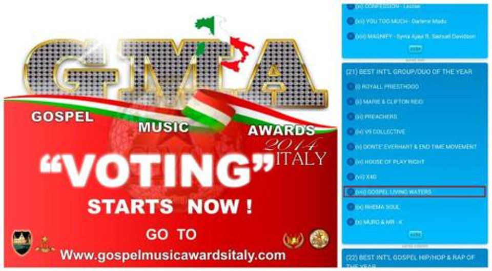vota italia