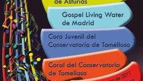"""Living Water en el V Encuentro Coral """"Ciudad de Tomelloso"""""""