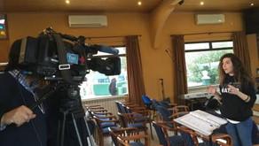 Reportaje de LW en tve2 , Domingo 4 a las 9:45