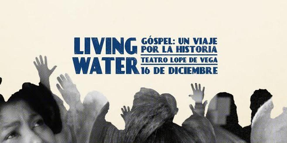 Concierto Anual Living Water