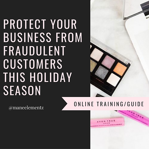 Protect Your Business From Fraud Bundle