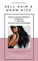Sell Hair and Grow Rich