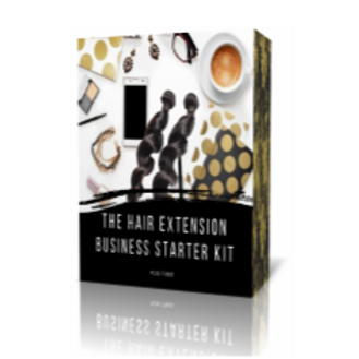 Beginners Bundle to Starting a Hair Extension Business