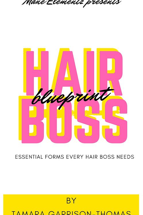 Hair Boss Blueprint