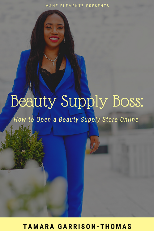 How to Open a Beauty Supply Store Online