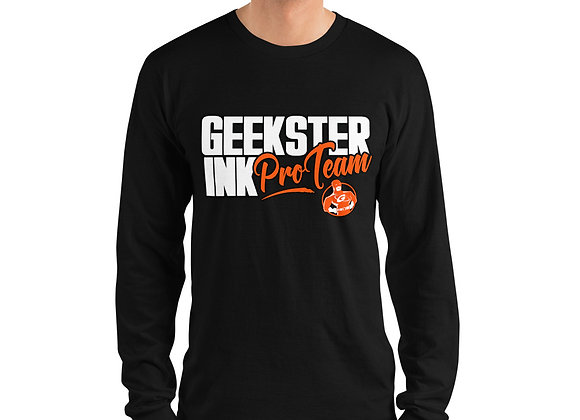 Long sleeve t-shirt- Pro Team
