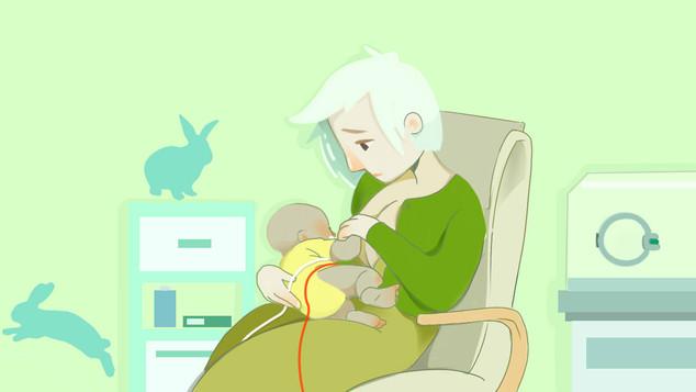 L'allattamento del neonato prematuro