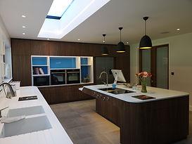 Bespoke Kitchen Down Lighting