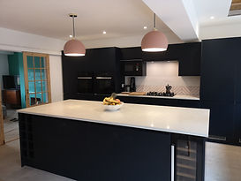 New Kitchen Installation in Lewes, East Sussex