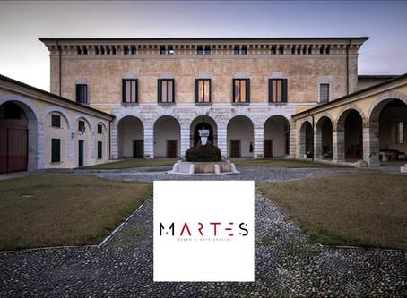 """La """"Fondazione Martes Museo""""."""