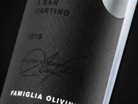 """Famiglia Olivini """"Notte a San Martino""""."""
