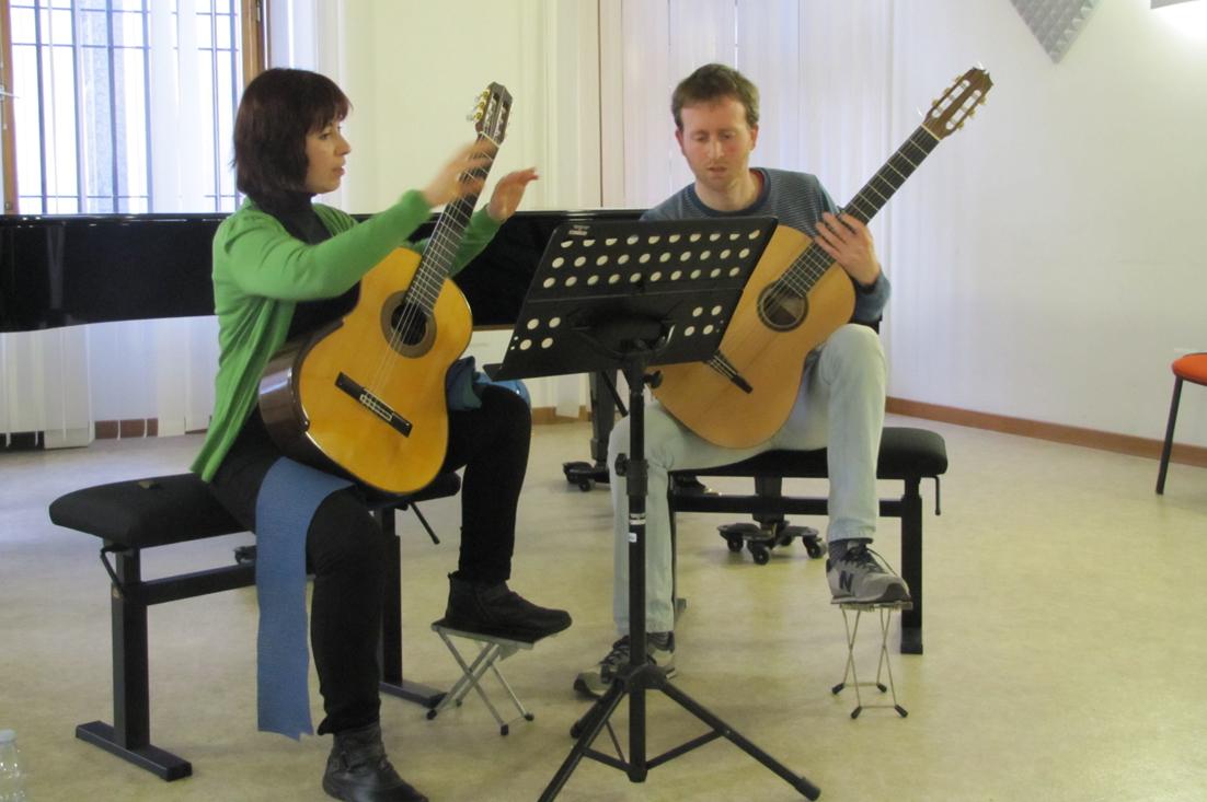Master class Trento
