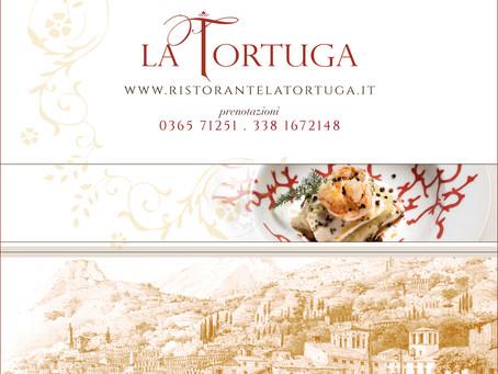 """La """"Tortuga"""" di Gargnano."""