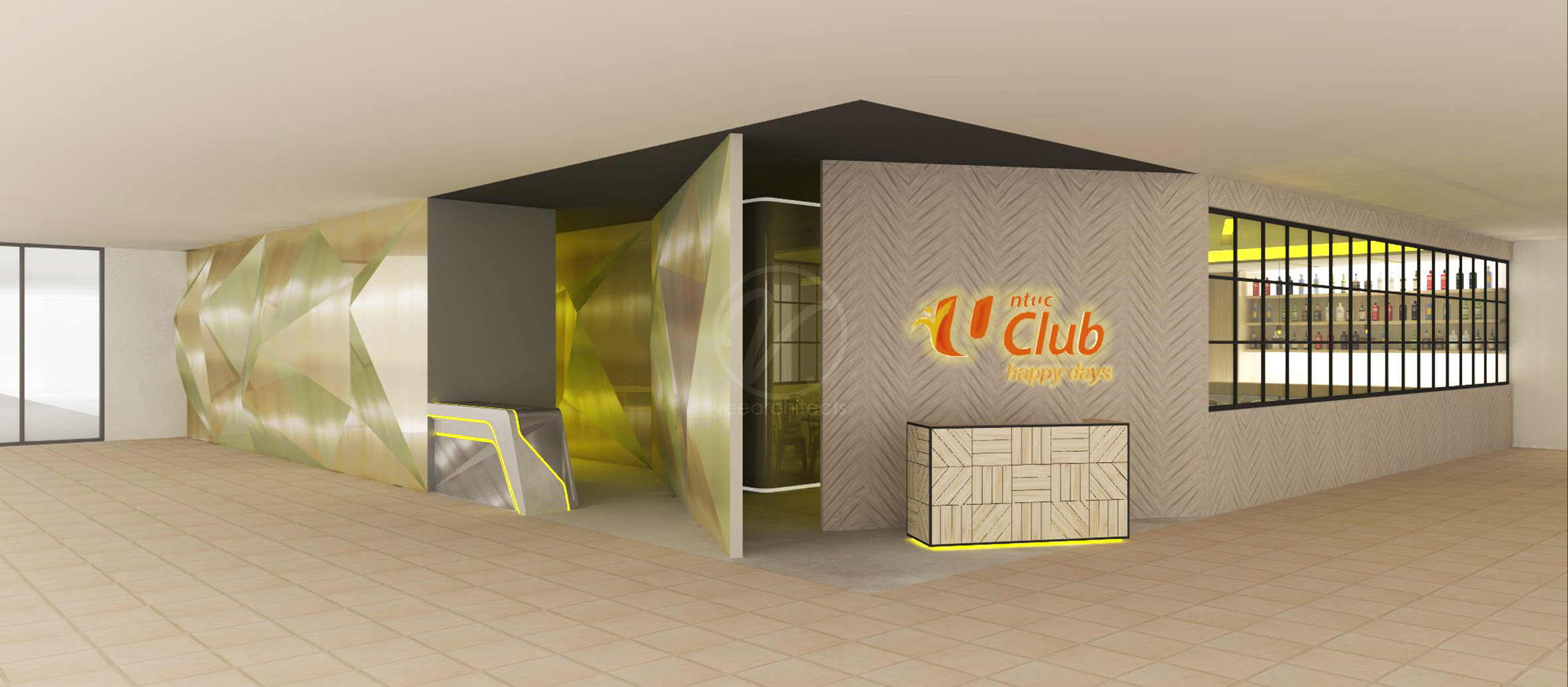 ntuc clubhouse @ bedok