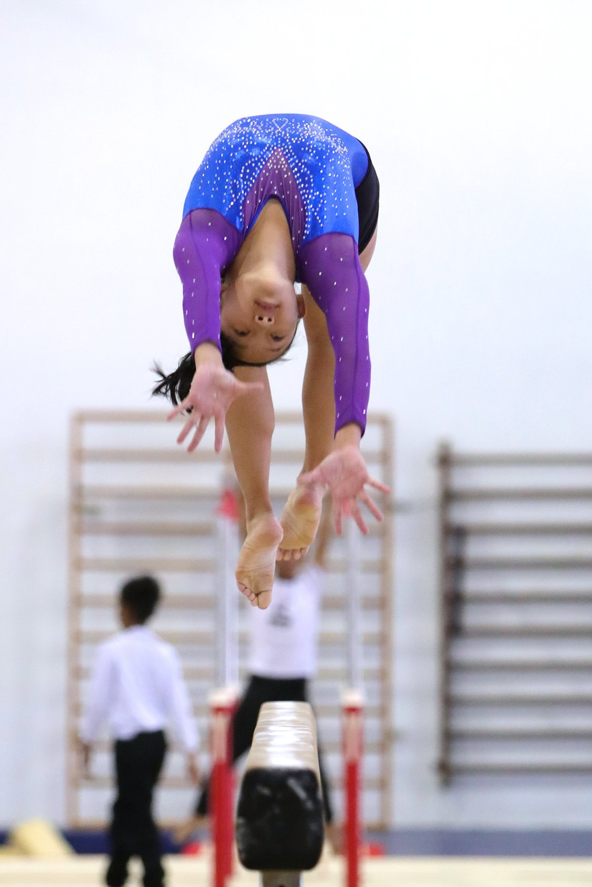Womens Artistic Gymnastics