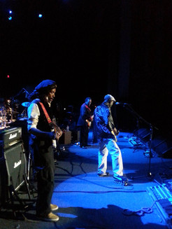"""Stan Skibby with Buddy Guy and Billy Cox """"Live"""""""