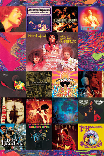 Jimi Hendrix Cover Album