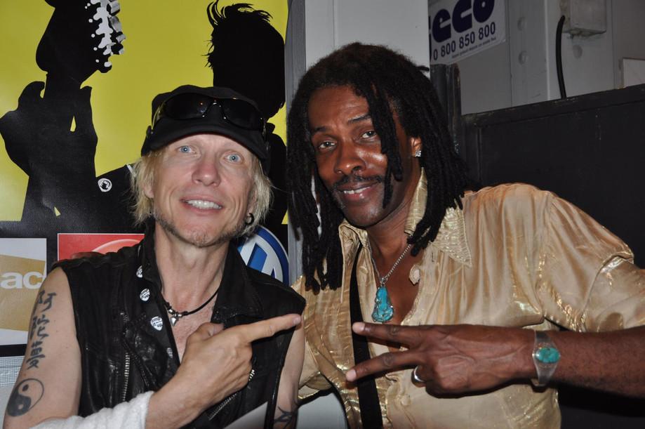 Michael Schenker U.F.O. and Scorpions lead guitarist