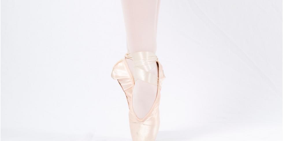 Sunday Elementary Ballet, 3.30pm - 4.15pm