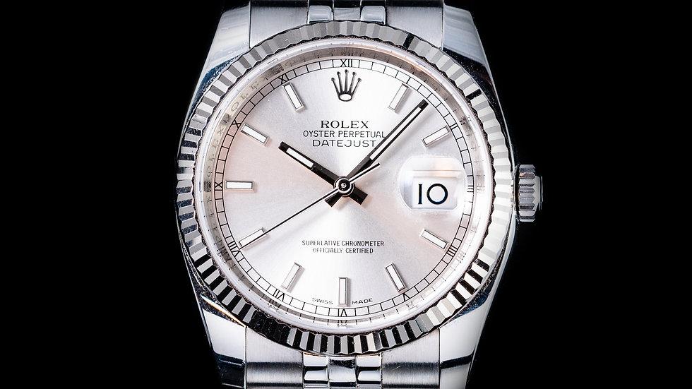 Rolex 36mm Datejust 2016