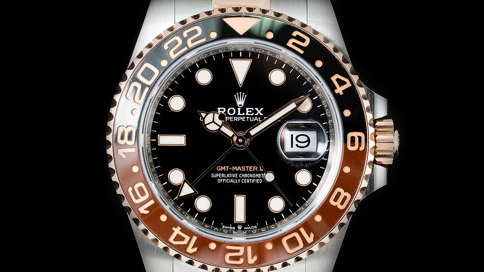 Rolex GMT-Master II Root Beer 2019