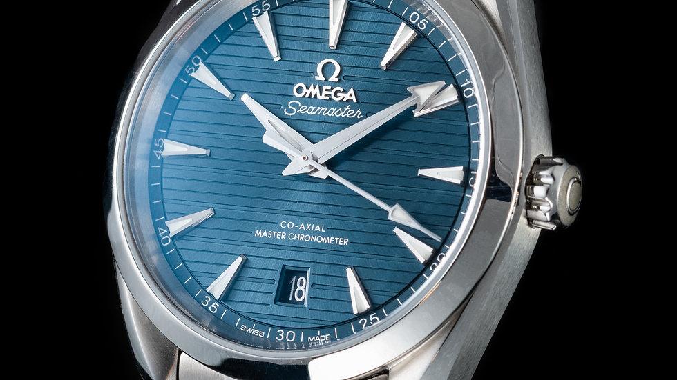 Omega Seamaster Aqua Terra 2019