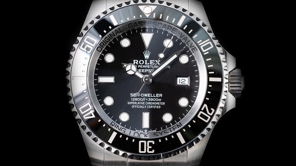 Rolex Sea-Dweller 2019