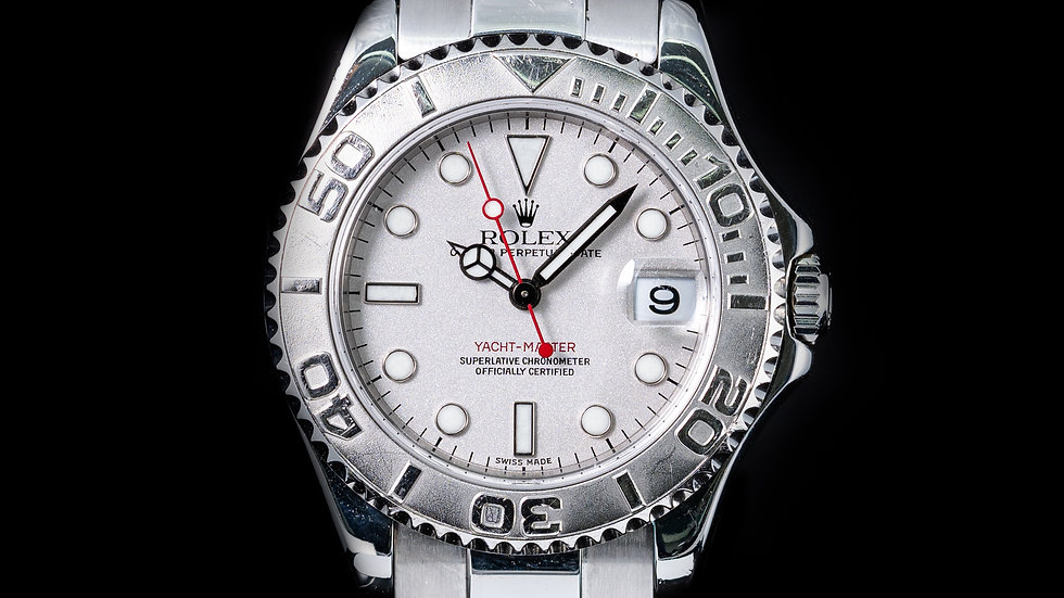 Rolex Yachtmaster 35mm