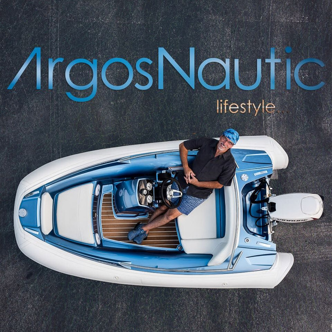 Argos Nautic 305 at Robb Report