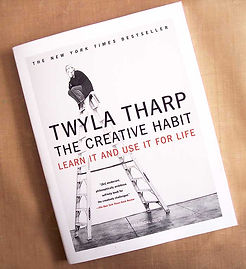Twyla Tharp The Creative Habit Pdf