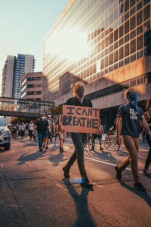 kiana clark - people-protesting-on-a-str