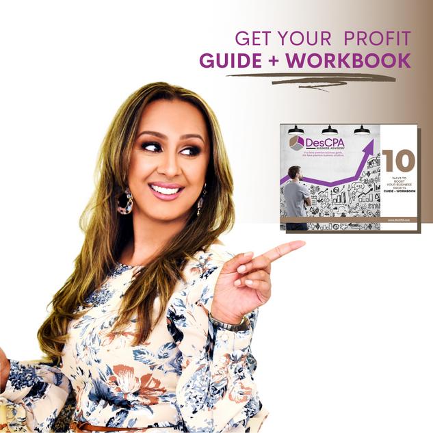 Profit Guide + Workbook