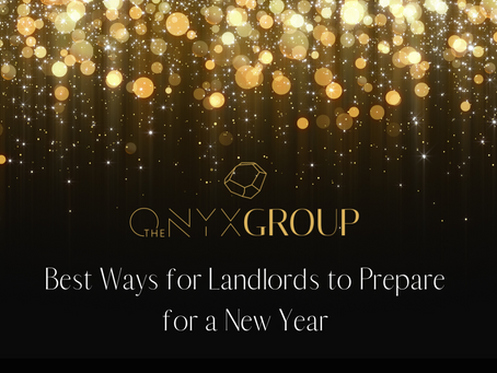 5 Ways Landlords Should Prepare for The New Year