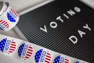 kiana clark - i-voted-sticker-lot-155034