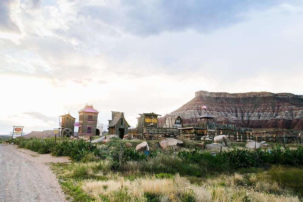 Fort Zion, Virgin UT