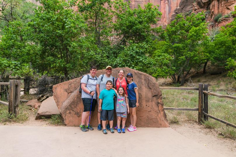 RV Adventuring in Zion National Park