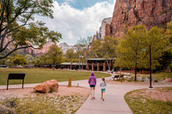 Where to Stay in Southern Utah - The Zion Lodge