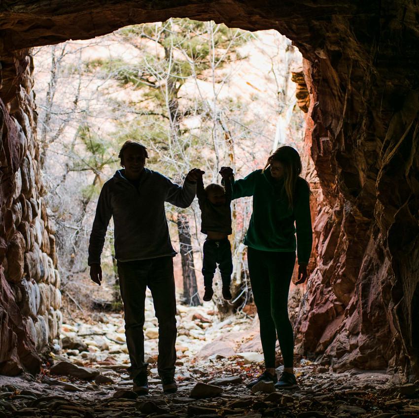 Clear Creek - Zion National Park