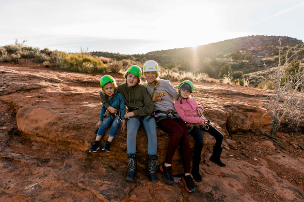 CANYONEERING AND RAPPELLING WITH KIDS - A BEGINNERS GUIDE