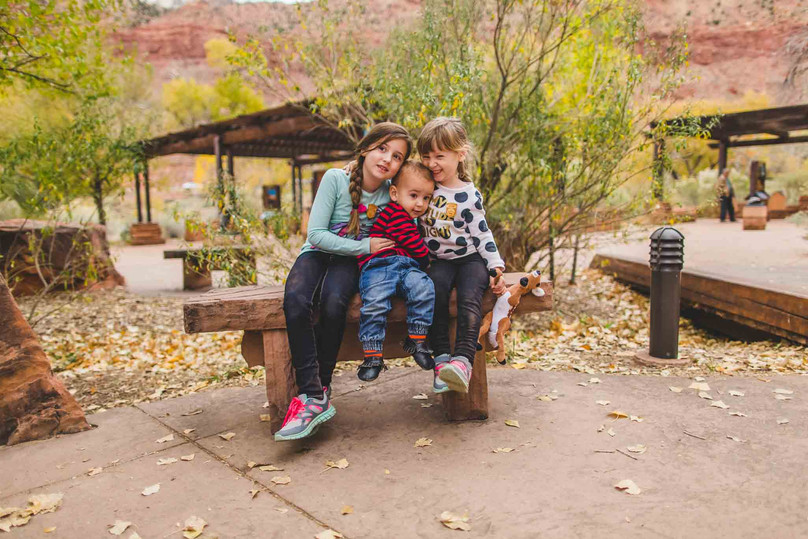Fall Family Adventure Itinerary - Zion National Park